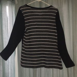 Modern Lux Thin Long-sleeve Sweater
